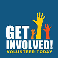 Get Involved! Volunteer Today