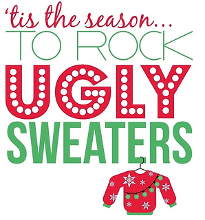 'tis the season to rock Ugly Sweaters