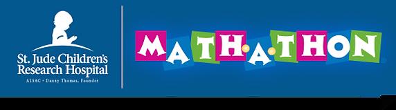 St. Jude Children's Hospital Math-A-Thon Banner