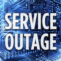 Service Outage