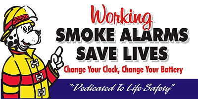 Change Your Clock, Change Your Smoke Alarm Battery