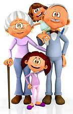 Grandparents with Grandkids