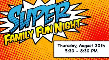 Super Family Fun Night