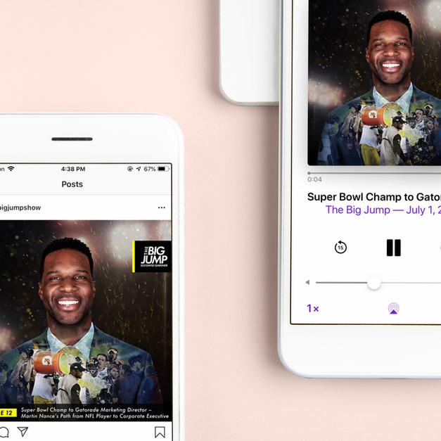 The Big Jump Podcast: Season 2
