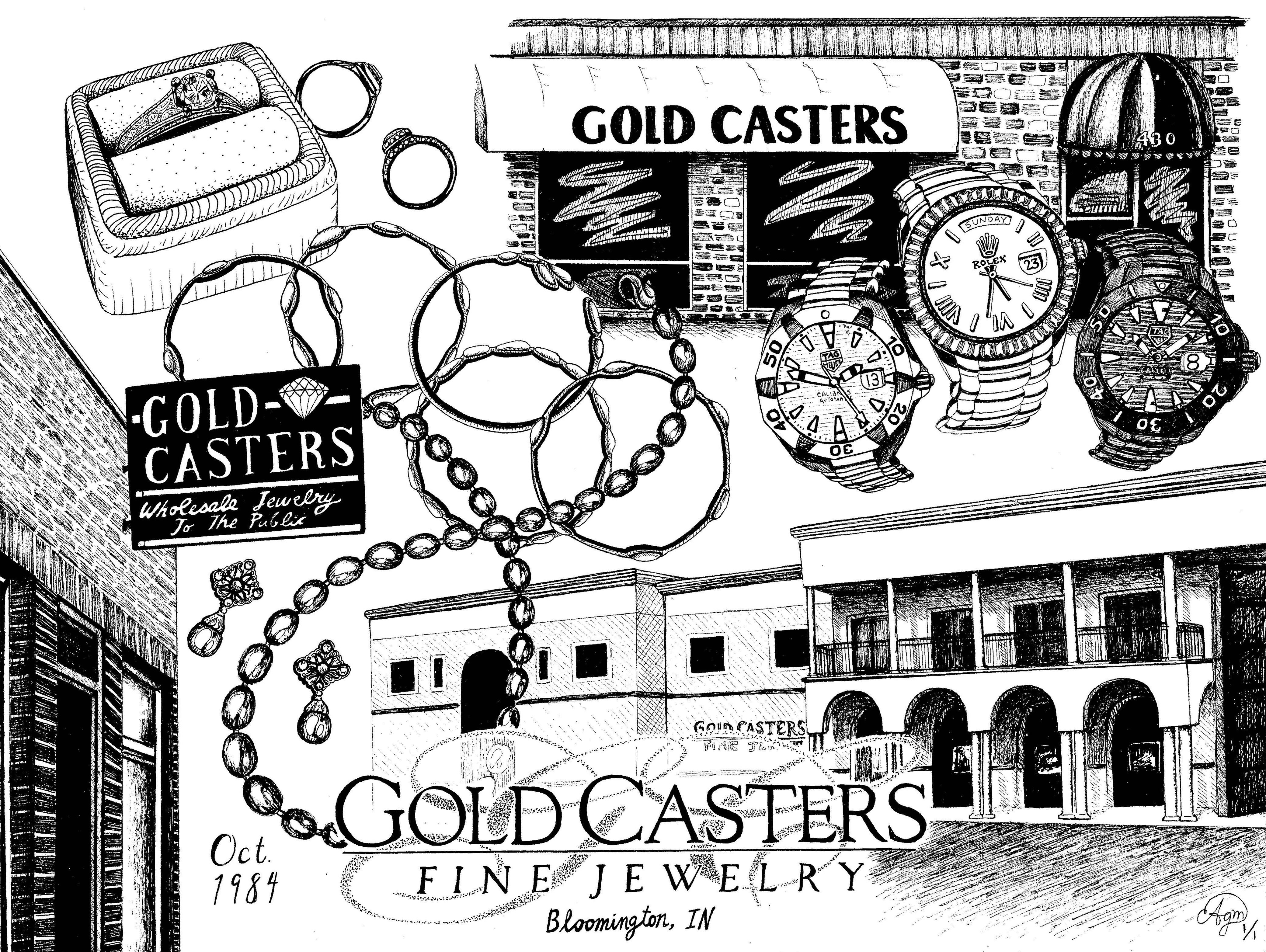 GoldcastersDrawing