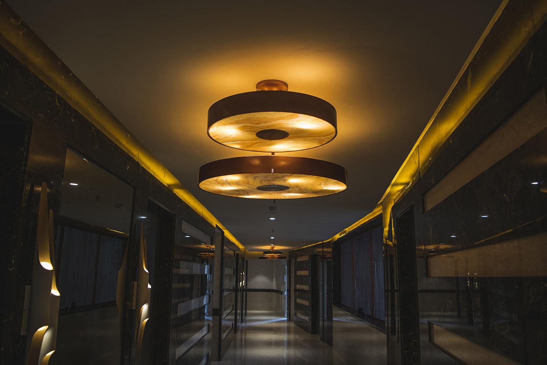 Onyx Light Installation