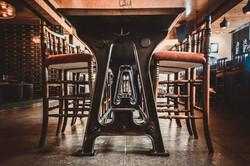 Teak wood Bar Table