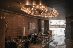 Twisted Light - Graceful lobby decor