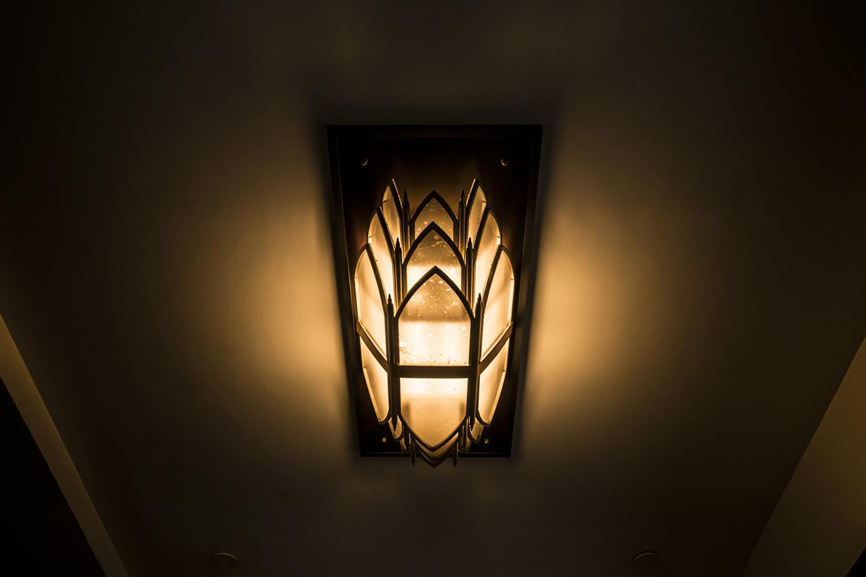 Brass Ceiling Lighting