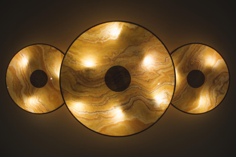 Acrylic Onyx Lights