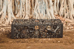 Argon Welded Custom Benches