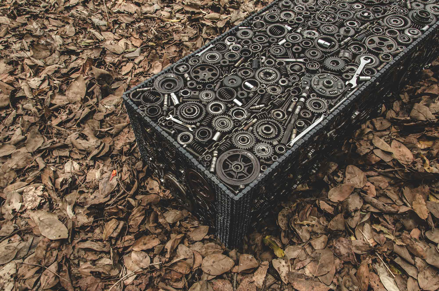 Transmission Chain Design Bench