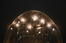 Twisted Light - Custom made lighting