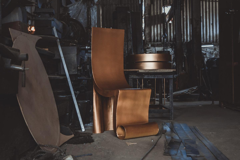 Graceful Chair Art for Interiors