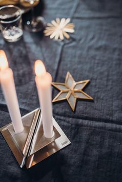 Hofats Square Candle