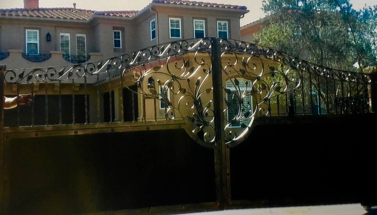 Gated by charm