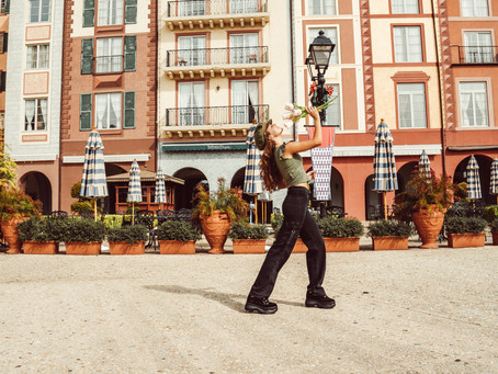 An incredible morning touring Loews Portofino Bay Hotel Orlando.