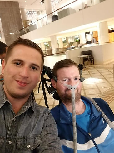 Tucker and Pat Quin (Ice Bucket Co-Found