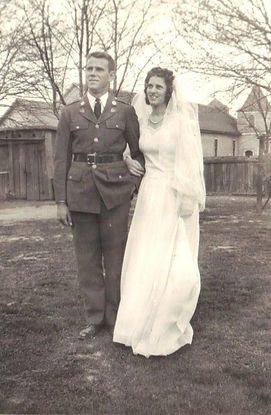 Richard and Olympia Olson