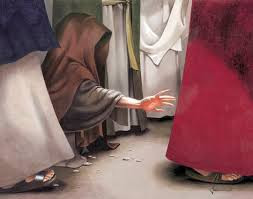 The Woman Who Touched The Hem of His Garment-           Luke 8:40-47