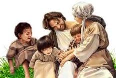 Jesus Blesses the Little Children Mark 10:13-16