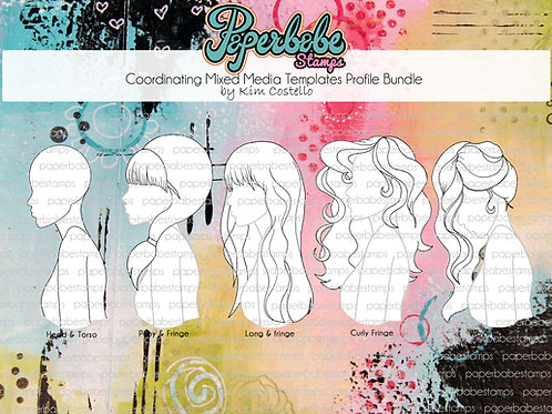 Female Profile Bundle