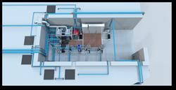 Equilibrium Water 3D Design Black Water Plant Zanzibar
