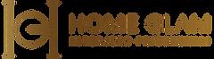 HOME GLAM interjero prieskoniai logo