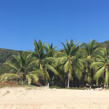 Troncones Beach