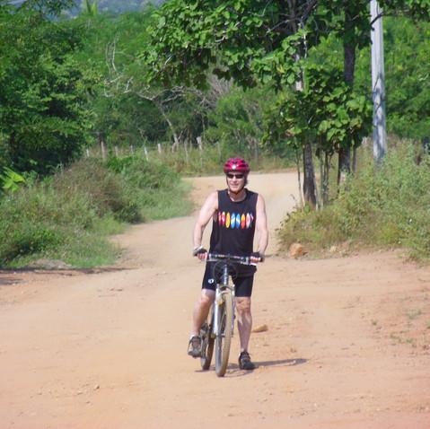 Biking, Troncones
