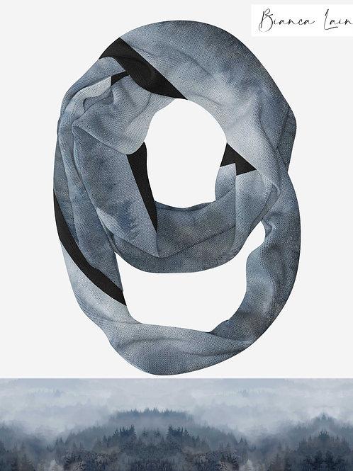 THE UNKNOWN cushion | scarf | bag