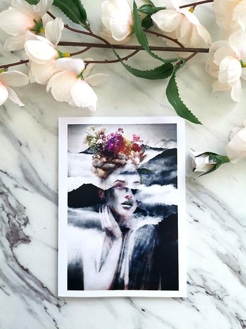 Sienna, Greeting card (regular)