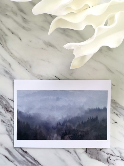 The Unknown, Greeting card (regular)