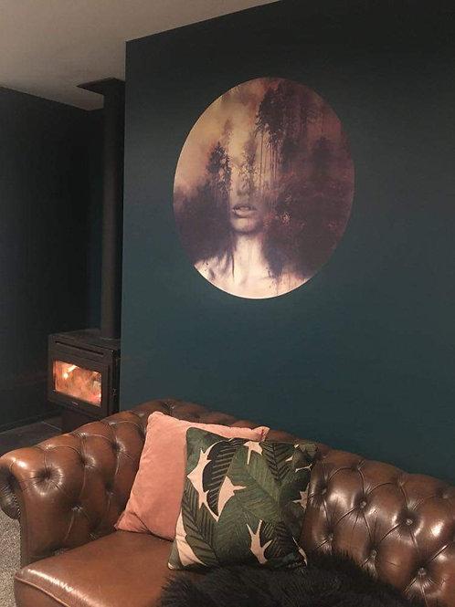 Round Wall Decals