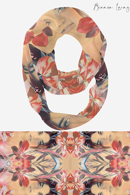 MAEVE cushion | scarf | bag