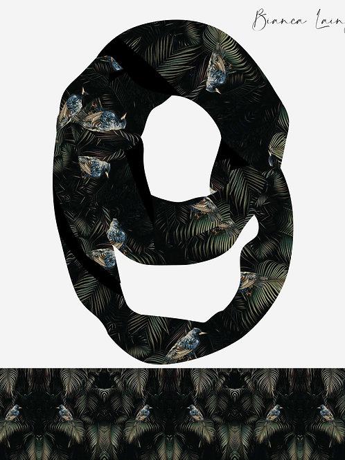 FORAGE + FAUNA cushion | scarf | bag