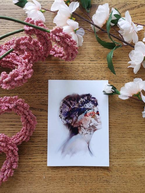 In Bloom, Greeting card (regular)