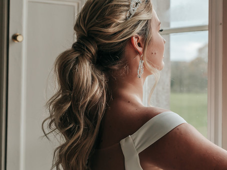 5 Types of Wedding Hair Accessories for a Showstopper Look