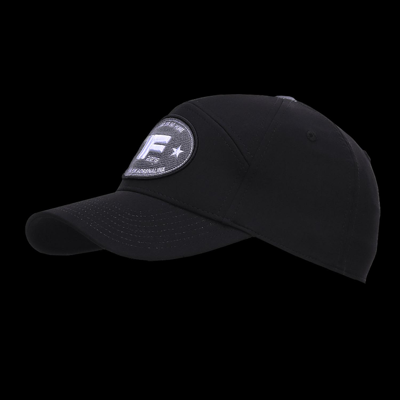 TF-2215 Soft Shell Cap Black