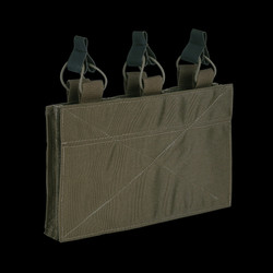 TF-2215 Triple M4 Pouch Velcro Panel Ranger Green
