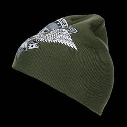 TF-2215 Beanie Skull & Wings