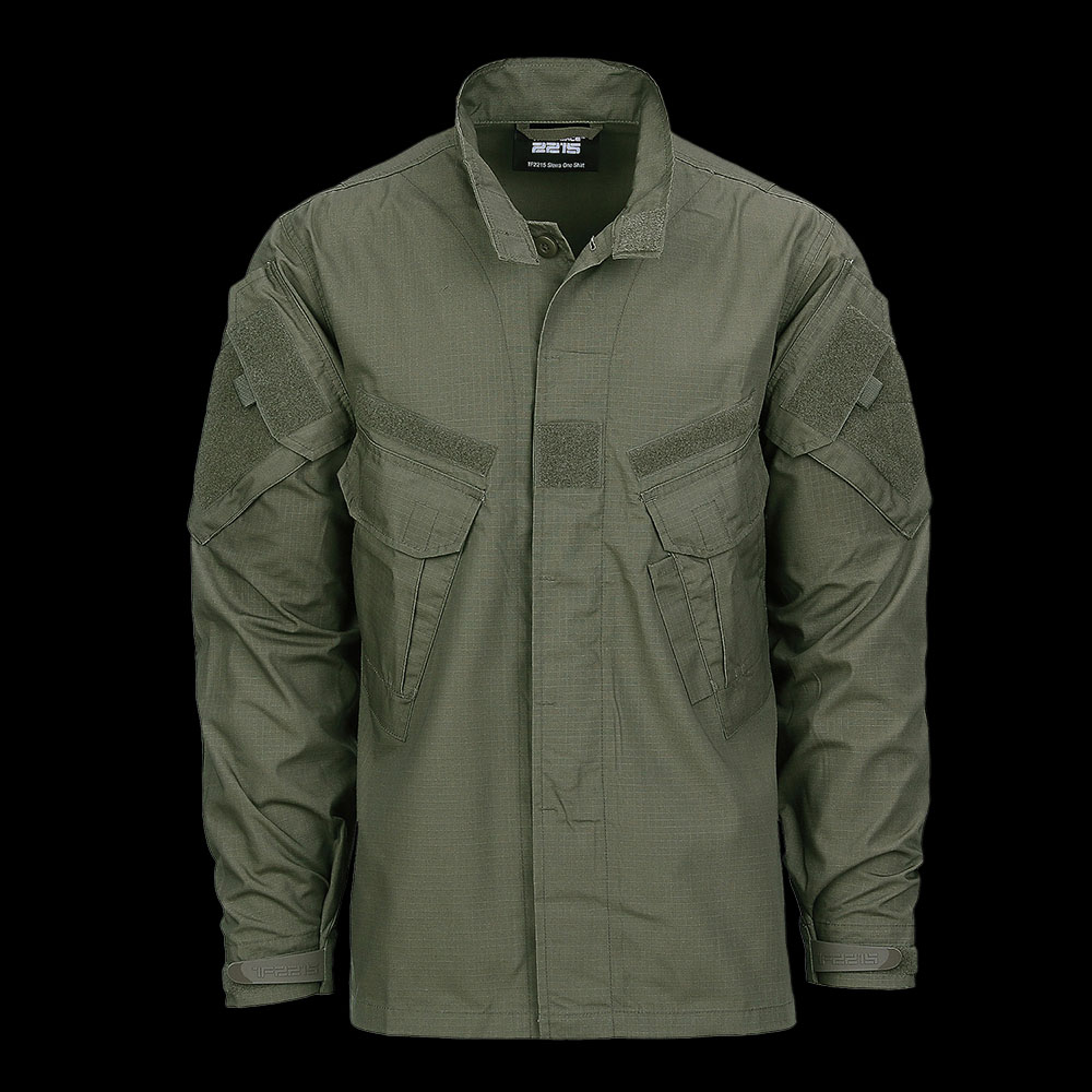 TF-2215 Sierra One Shirt Ranger green