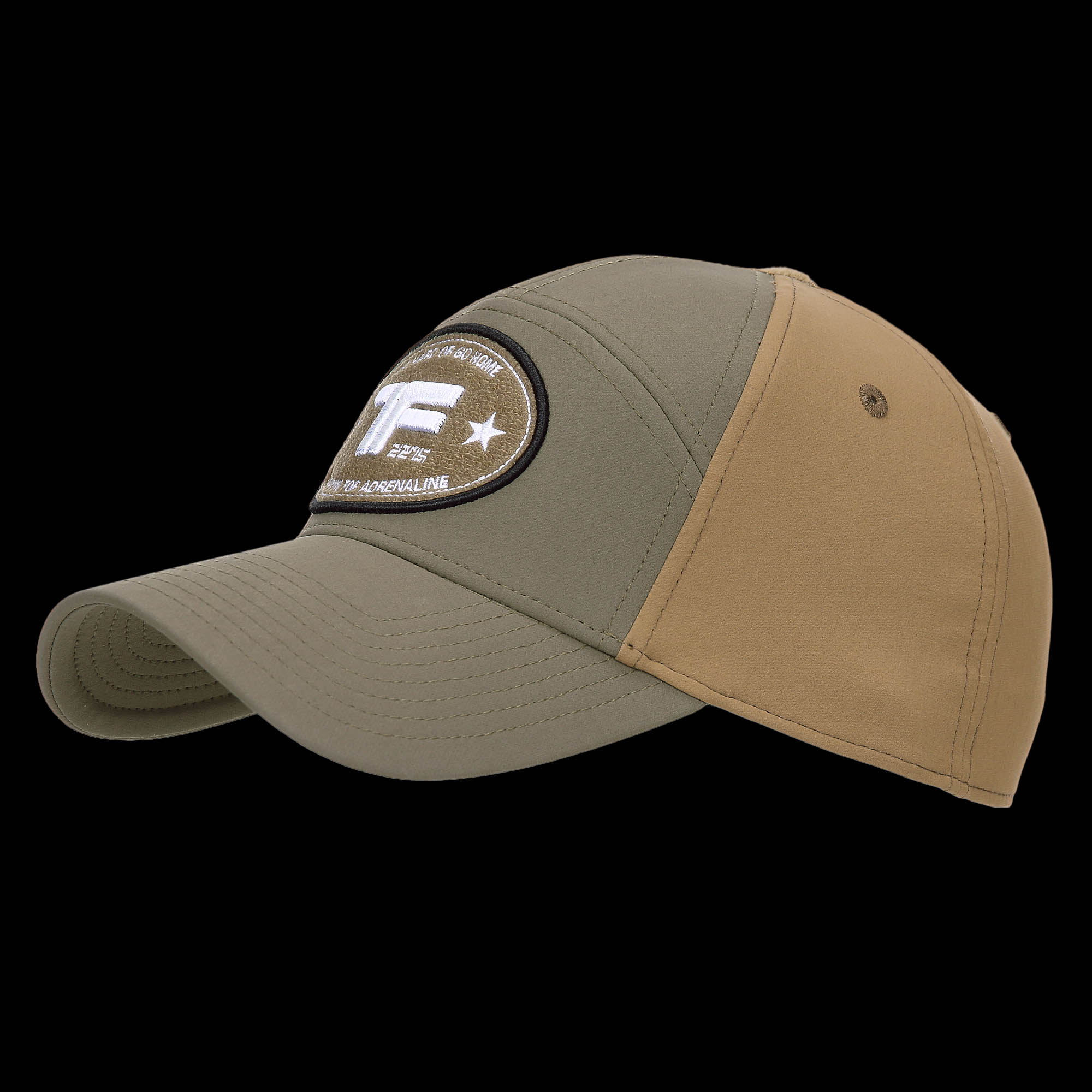 TF-2215 Soft Shell Cap Ranger Green / Coyote