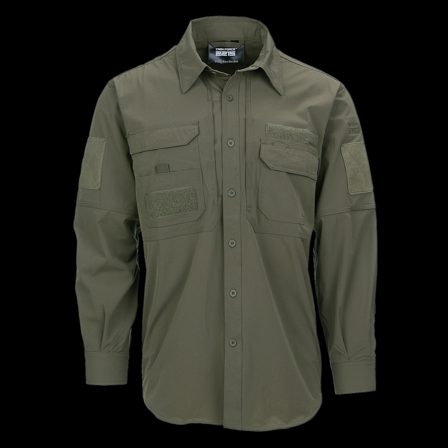 TF-2215 Bravo One Shirt Ranger Green