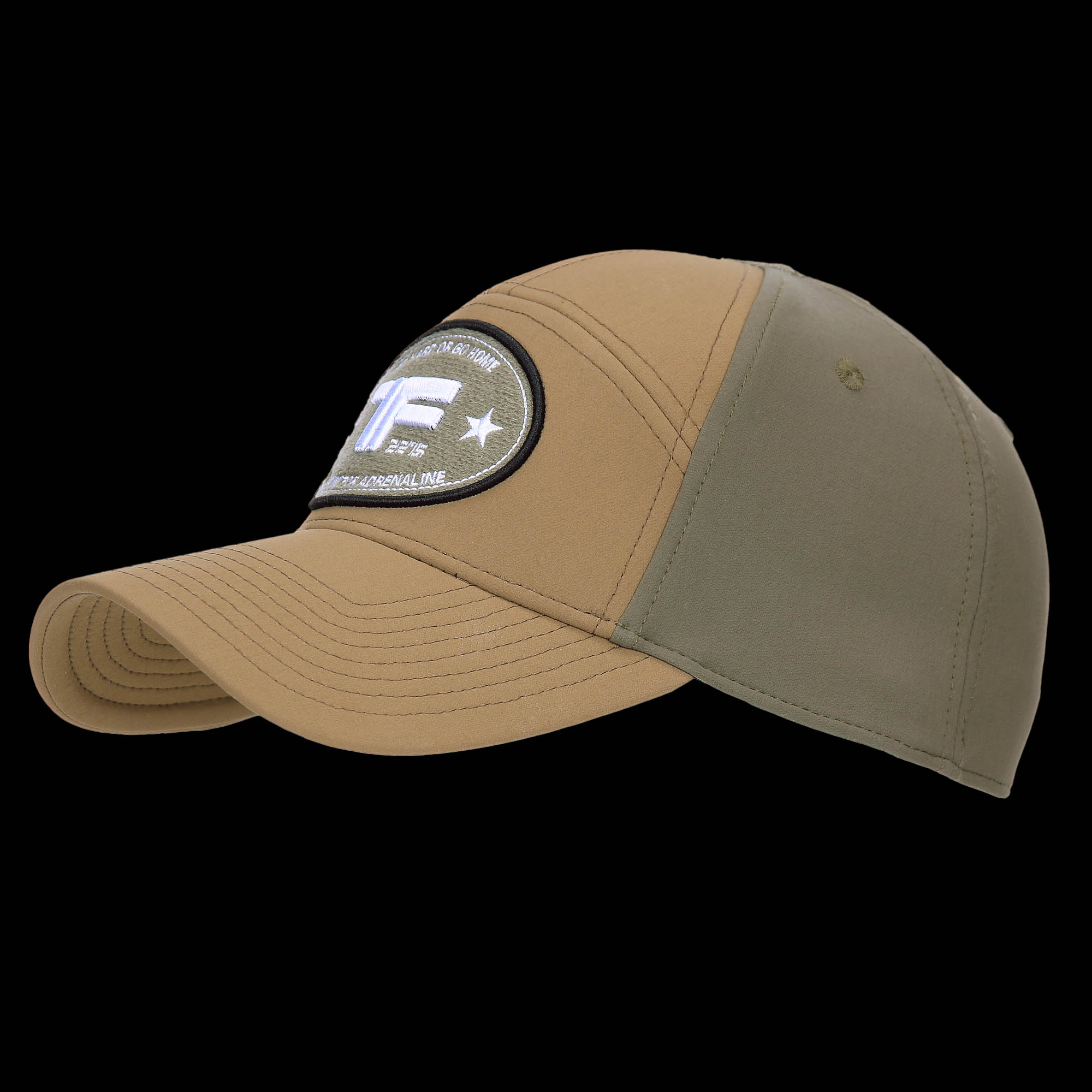 TF-2215 Soft Shell Cap Coyote / Ranger Green
