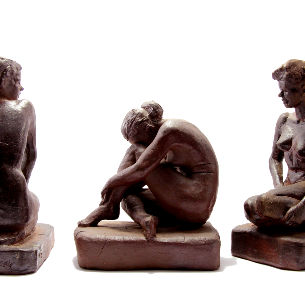 esculturas . FERNANDO POLETTI