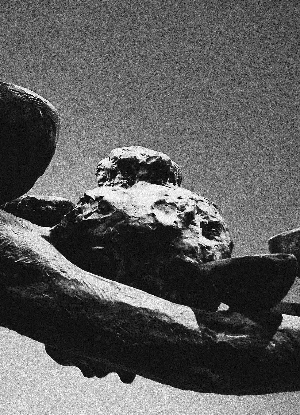 ESCULTURA .  exposição CORPOS EM TRÂNSITO . FERNANDO POLETTI . museu inimá de paula . BELO HORIZONTE