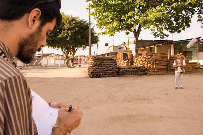 FERNANDO POLETTI . documentário SERTÃO COMO SE FALA