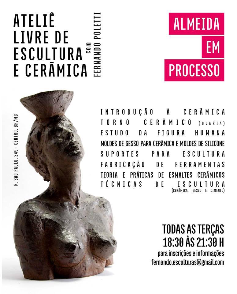 2017 . ESCULTURA E CERÂMICA