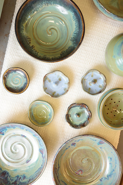 Third Branch Pottery (August 2019)  BDP-